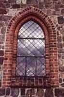 Gotisk vindue